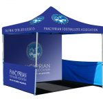 Using branded gazebos in marketing
